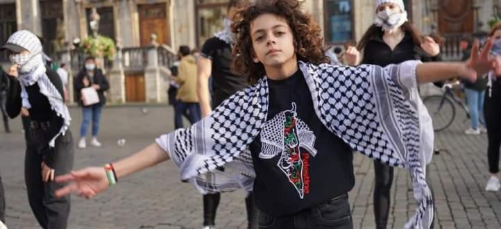 """زين أبو دقة يطرح """"فلسطيني أنا"""" -بالفيديو"""
