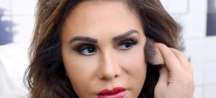 مها المصري تنهار بالبكاء على الهواء مباشرةً بسبب تشوّه وجهها-بالفيديو