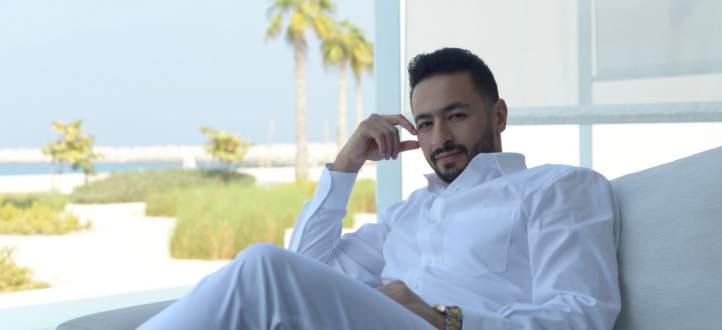 """حمادة هلال مُلاكم في """"بحب الجدعنة""""-بالفيديو"""