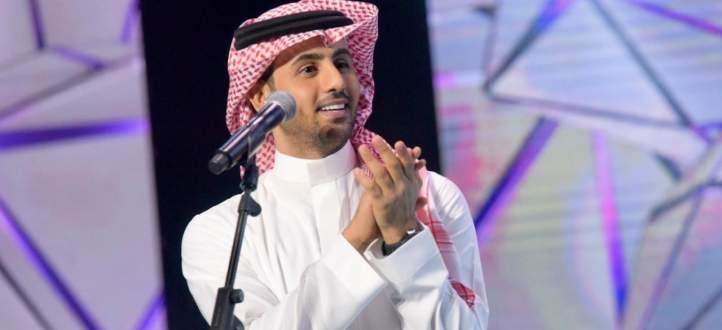 """فؤاد عبد الواحد يحيي حفلاً مع رابح صقر ويطرح جديده """"لوّك هنا"""".. بالصور"""