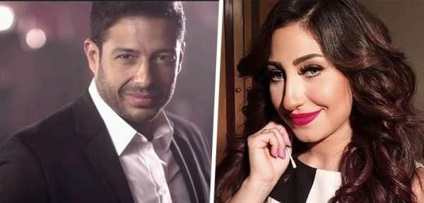 خاص بالفيديو- ديو يجمع محمد حماقي وبوسي في موازين