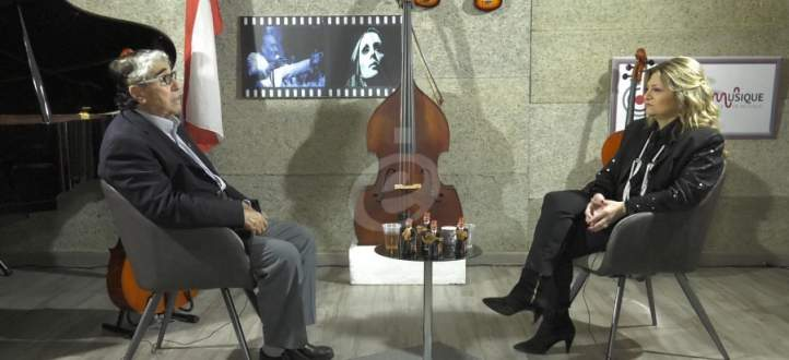 خاص وبالفيديو- أبو سليم يكشف عن الدور الذي أعطاه لـ سميرة بارودي