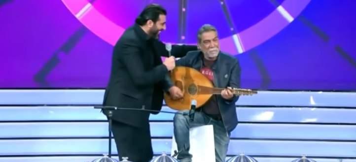 بالفيديو- أيمن رضا يتهم باسم ياخور بالكذب على الهواء ويقول: أنت لست صديقي