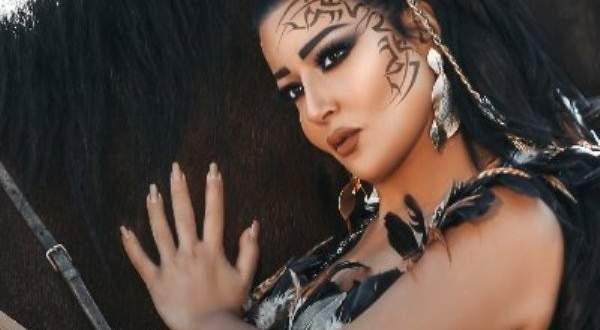 """سميّة الخشاب تقولها بكل عنفوان """"عربية أنا""""-بالفيديو"""