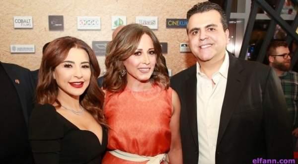 خاص بالفيديو- رأي مكسيم خليل وماغي بو غصن وورد الخال وأمل حجازي بفيلم Morine