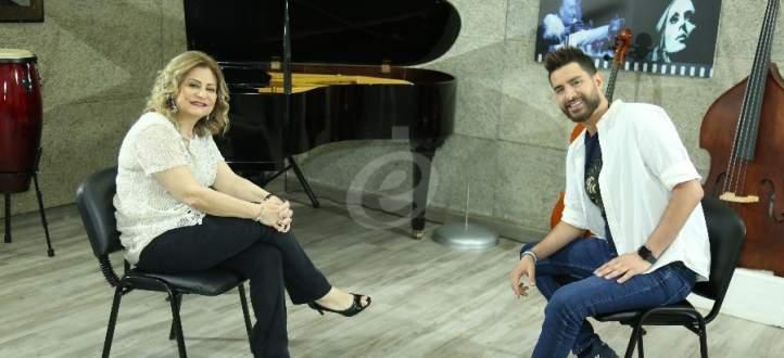 """خاص بالفيديو - سيرج أسمر : هذا رأيي بأداء دانييلا رحمة في """"أولاد آدم"""""""