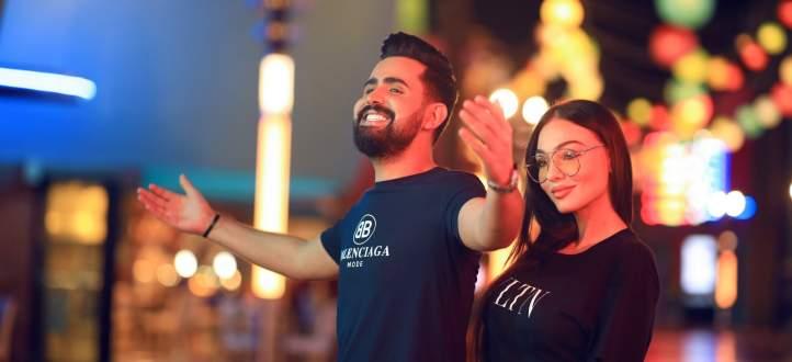 قصي حاتم يعبّر عن حبه وإشتياقه لحبيبته.. بالفيديو