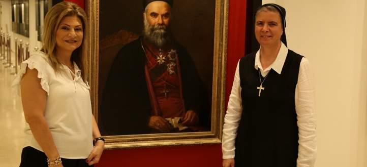 بالفيديو- البطريرك إلياس الحويك باع ممتلكات الكنيسة لإطعام الفقراء