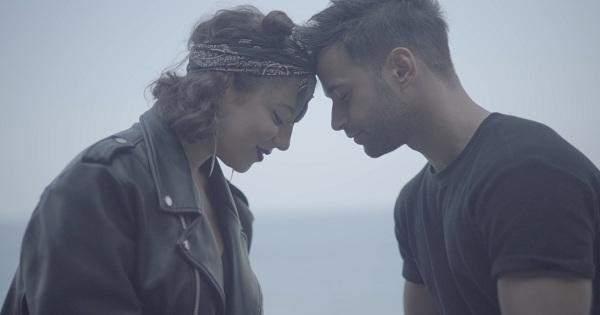 """أنطوني توما وليا مخول يطلقان أغنيتهما الجديدة """"A Nous""""-بالفيديو"""