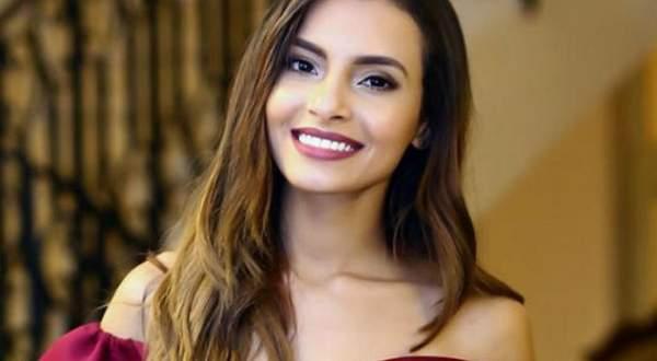كارمن سليمان تغني باللهجة الخليجية