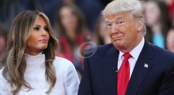 دونالد ترامب يجنّب ميلانيا موقفا محرجا...هكذا أنقذها من السقوط- بالفيديو