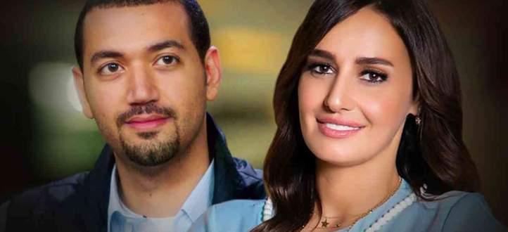 حلا شيحة ومعز مسعود يفجران هذه المفاجأة عن علاقتهما.. بالفيديو