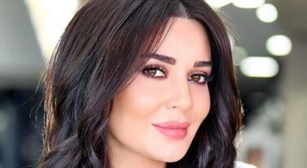 """سيرين عبد النور تحتفل بإنتهاء """"الشهر السابع"""".. بالفيديو"""