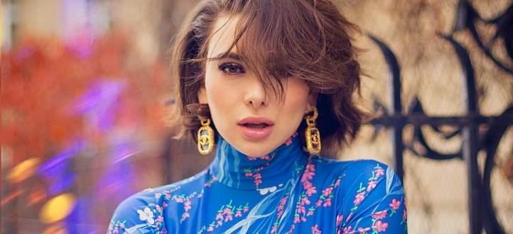 """خاص بالفيديو- ستيفاني صليبا:""""ما حصل عيب..وهكذا يفكر عابد فهد وهذا موقفي من الحجاب"""""""