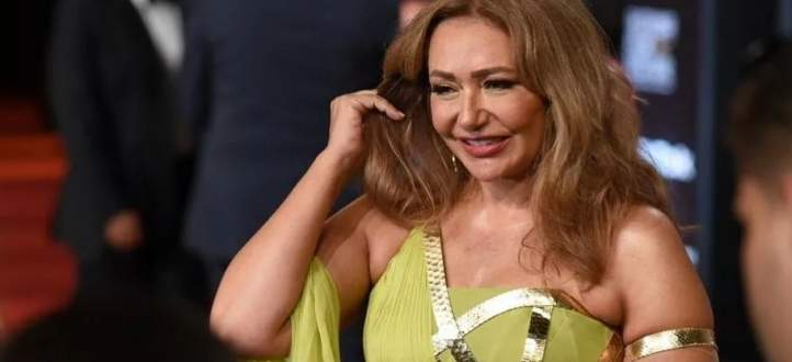 بالفيديو- ليلى علوي ترقص وتغني مع أبلة فاهيتا