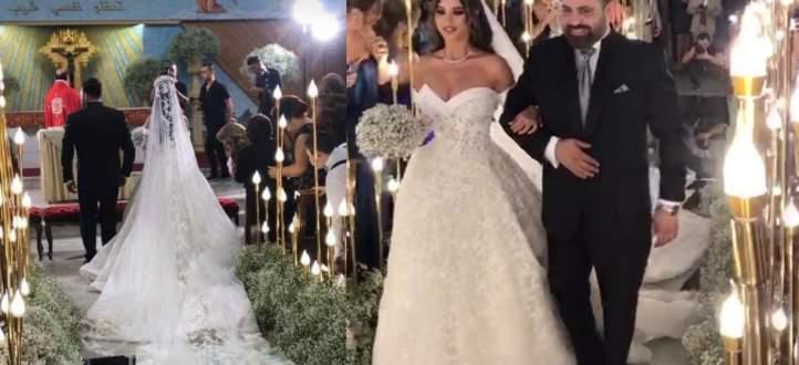 بالصور والفيديو- ربيع جميل يدخل القفص الذهبي في عرس ملكي والعروس تسرق الاضواء