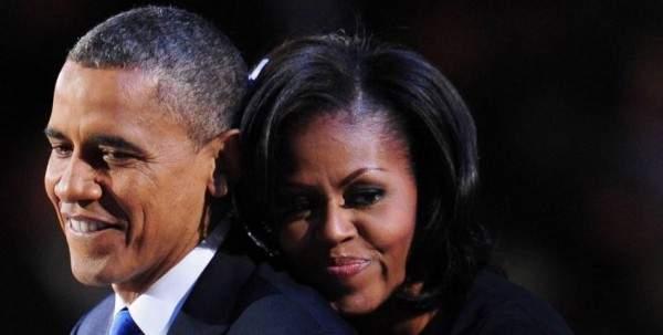 رسالة أوباما لزوجته في ذكرى زواجهما الـ25