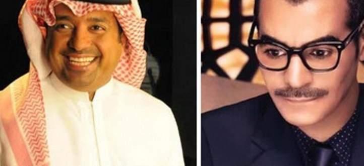 """رابح صقر وراشد الماجد يطلقان """"درع البلد""""-بالفيديو"""
