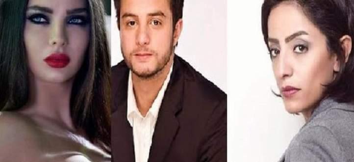"""موجز """"الفن"""": طليقة أحمد الفيشاوي بحالة سكر مع رجل غريب.. وقمر بإطلالة مثيرة"""