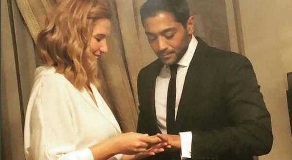 بعد أسابيع من الغموض.. أحمد فلوكس وهنا شيحة يعقدان قرانهما - بالفيديو