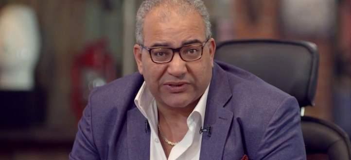 بالفيديو- بيومي فؤاد: عملت 7 سنوات من دون أجر