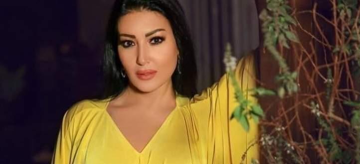 """سمية الخشاب تشوّق الجمهور لـ""""عربية أنا""""-بالفيديو"""