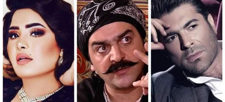 """موجز """"الفن"""": حقيقة دخول فتاة جديدة إلى حياة وائل كفوري.."""" أبو شهاب"""" يعود مع زوجته وهيا الشعيبي بقرار مفاجئ"""