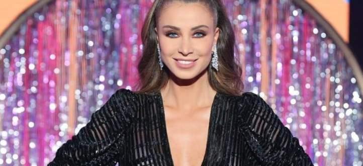"""خاص بالفيديو- هل تخاف أنابيلا هلال أن تكون بديلة كارلا حداد في """"رقص النجوم""""؟"""