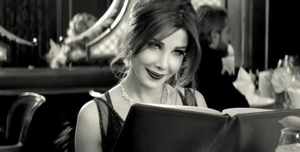 بالفيديو - نانسي عجرم لحبيبها: كيفك بالحب؟