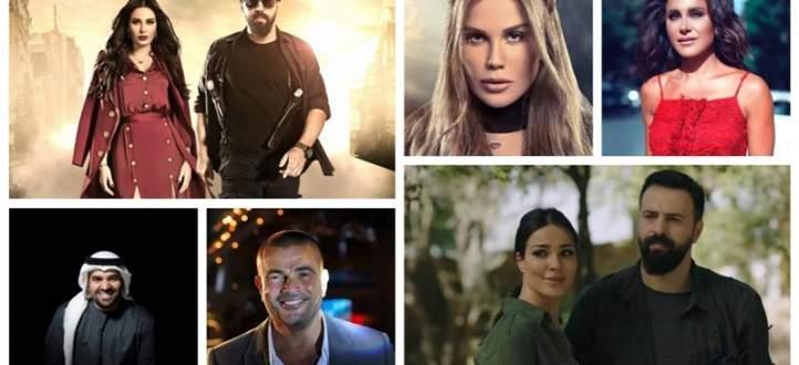 """تيم حسن بجواب لافت عن بطلات """"الهيبة"""" ومُعجب بأغنيتي عمرو دياب وحسين الجسمي-بالفيديو"""