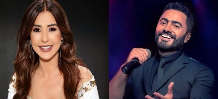 موجز الفن- الكشف عن بطلة الهيبة 5...تعرفوا على توأم تامر حسني اللبناني وماغي بو غصن تتخذ قرار الهجرة