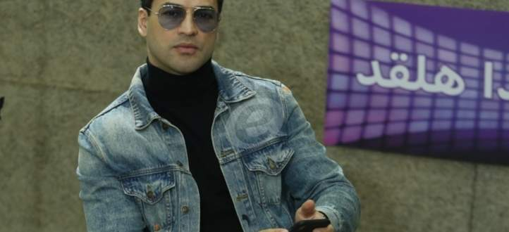 """خاص وبالفيديو- وسام حنا :""""نادين الراسي حرة بحياتها"""""""
