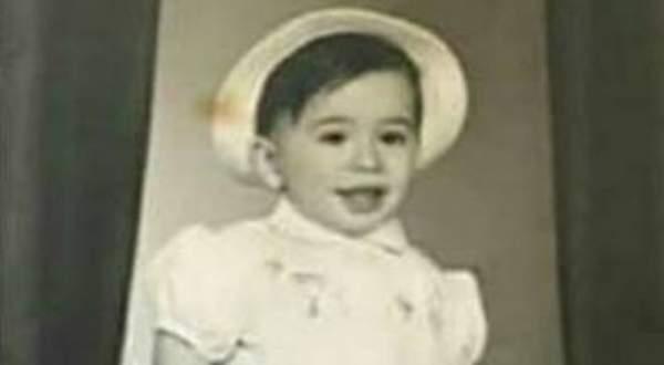 خمنوا من هو هذا النجم العربي الشهير؟- بالصور