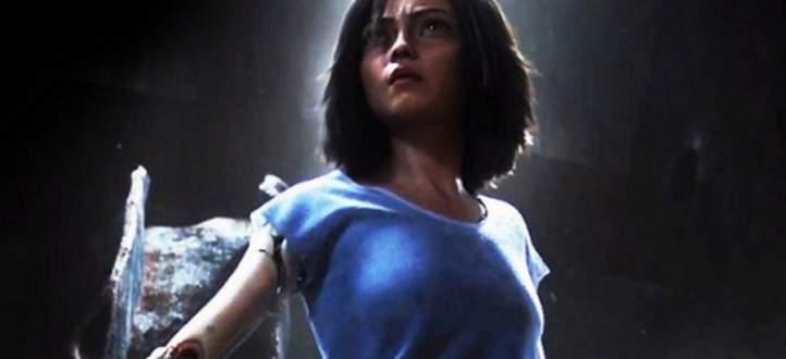 """طرح تريلر جديد لفيلم """"Alita: Battle Angel"""".. بالفيديو"""