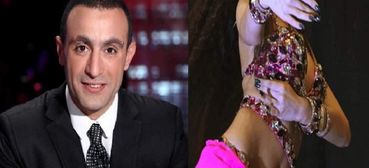 أحمد السقا يتاجر بالمخدرات وراقصة عربية متحولة جنسياً بتصريح يثير الجدل