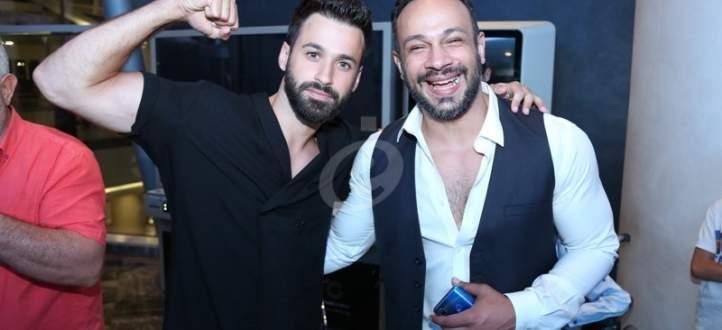 خاص بالفيديو - أنتوني توما ومحمد عطية يتحدثان عن صداقتهما وهذا ما كشفاه عن مسلسلهما المشترك