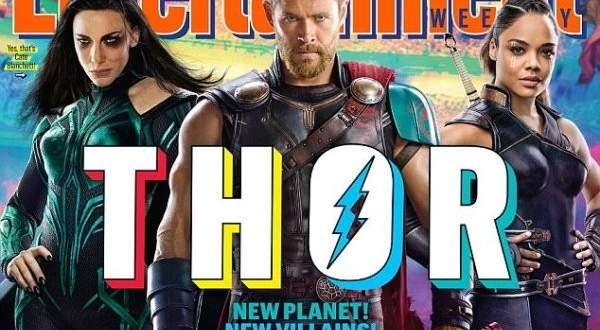 """طرح """"ترايلر"""" فيلم Thor: Ragnarok ..بالفيديو"""