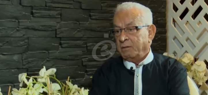 """خاص وبالفيديو- أحمد الزين يكشف سراً عن صلاح تيزاني """"أبو سليم"""""""