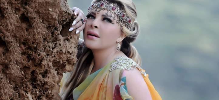 فلة الجزائرية تهدي أغنية لـ جو بايدن-بالفيديو