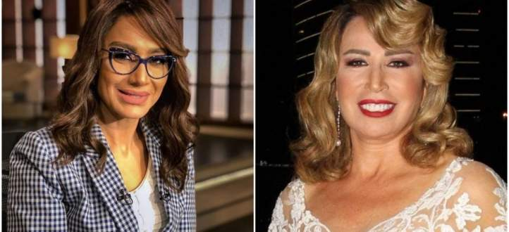 """إيناس الدغيدي تردّ على إنتقاد بسمة وهبة لها تقديمها برنامج """"شيخ الحارة""""-بالفيديو"""