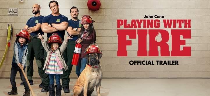 إيرادات ضخمة لفيلم Playing with Fire ..إكتشفها!