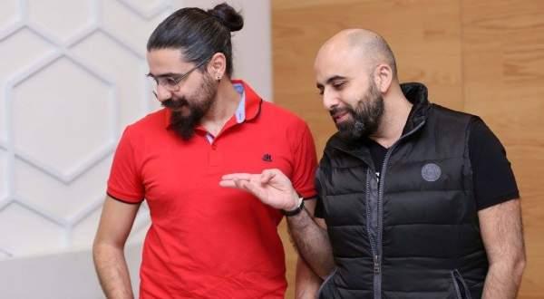 خاص الفن- هشام حداد يردّ على هجوم جاد بو كرم عليه.. فهل وقع الخلاف؟