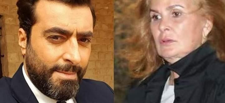 """موجز """"الفن"""": يسرا تخسر والدتها.. وباسم ياخور يعترف بإدمانه"""