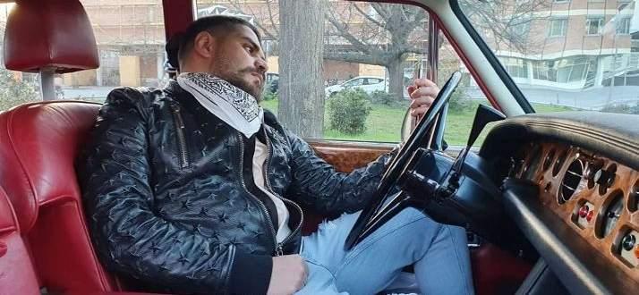 """محمد المجذوب يطرح أغنيته الجديدة """"ماضي أسود""""-بالفيديو"""