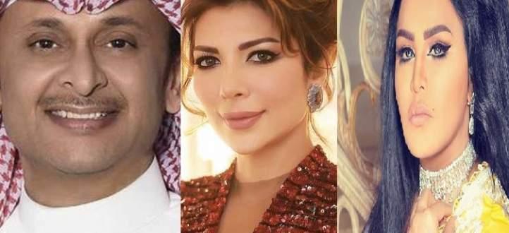 """موجز """"الفن"""": إعلامية عربية تعاني من عوارض فيروس كورونا.. وأحلام وأصالة تلتقيان في دعم عبد المجيد عبد الله"""