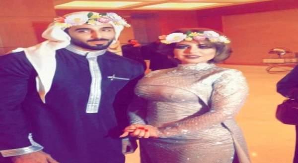 حقيقة زواج خالد الملحم من حليمة بولند.. بالفيديو