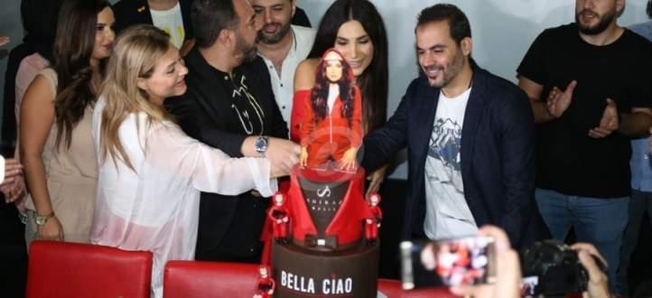 خاص بالفيديو- شيراز بطلة في النسخة اللبنانية من La Casa De Papel وخلافات بينها وبين كارلا بطرس