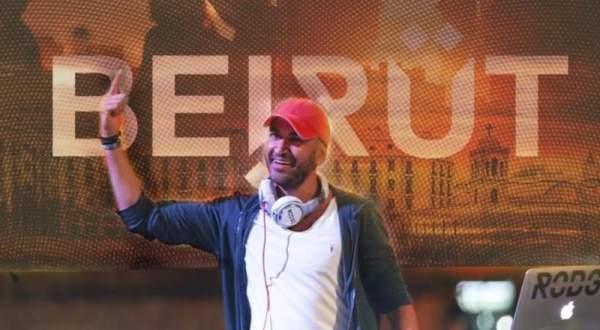 """الدي جي """"رودج"""" يطلق مقطوعته الجديدة """"بيروت"""" بمشاركة نينا عبد الملك- بالفيديو"""