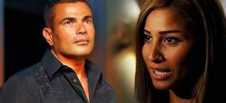 دينا الشربيني تكشف عن التغيير الذي  أحدثه عمرو دياب في حياتها-بالفيديو
