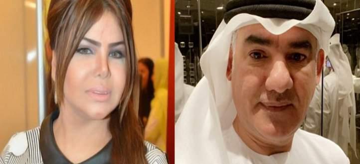 بعد خلافهما بسبب مريم حسين..صالح الجسمي يصالح مها محمد-بالفيديو